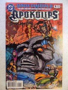 Underworld Unleashed: Apokolips #1 (1995)