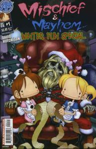 Mischief & Mayhem: Winter Fun Special #1 VF/NM; Antarctic | save on shipping - d