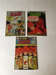 The Flash 161 162 169 3.0 Good-very Good Gd-vg