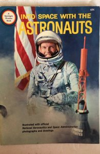 Into space with the astronauts 1965 NM, C all my space/Star Trek!