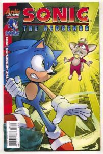 Sonic The Hedgehog #2680 2016- Archie Comics Sega VF