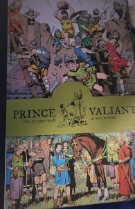 prince valiant vol 11