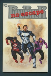 Punisher : No Escape TPB  / 9.8 NM-MT  1st Print  May 1990