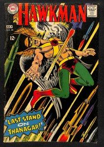 Hawkman #26 (1968)