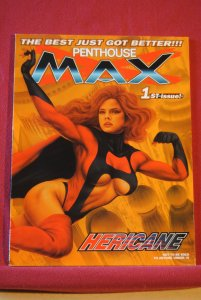 Penthouse MAX #1 (1996) High Grade!