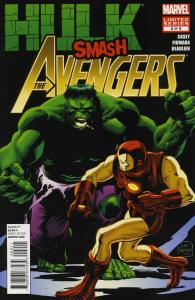 Hulk Smash Avengers #2 VF/NM; Marvel   save on shipping - details inside