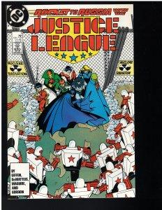 Justice League #3 (1987)