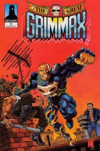 Great Grimmax #0, NM (Stock photo)