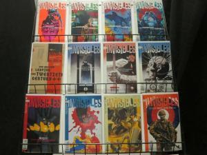 INVISIBLES (1994 VERTIGO) 1-25  COMPLETE BAG & BOARD!
