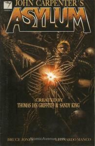 Asylum (John Carpenter's…) #4 VF/NM; Storm King | save on shipping - details ins