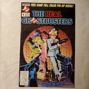 Real Ghostbusters 4 Very Fine
