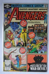 The Avengers, 197