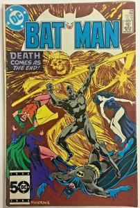 BATMAN#391 FN/VF 1986 DC COMICS