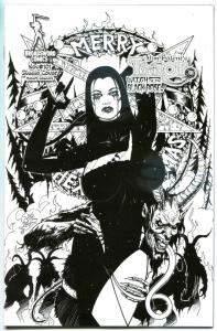 TAROT WITCH of the Black Rose #101, VF/NM, Variant, Jim Balent,more in our store