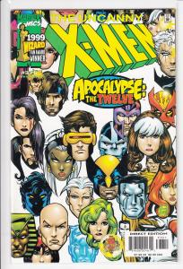 APOCALYPSE THE TWELVE / AGES OF APOCALYPSE X-MEN 13 ISSUE COMPLETE SET NM æ