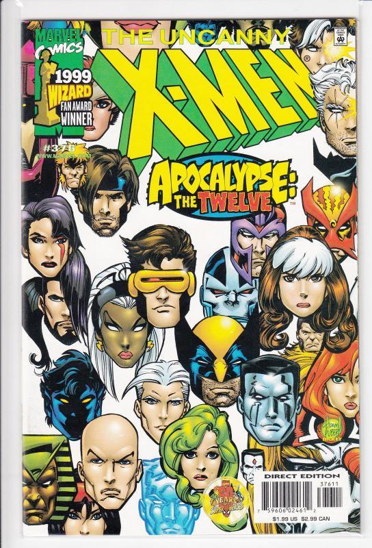 APOCALYPSE THE TWELVE / AGES OF APOCALYPSE X-MEN 13 ISSUE COMPLETE SET NM æ