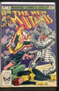 The New Mutants #6 (1983)
