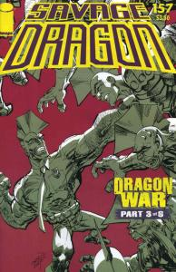 Savage Dragon, The #157 VF; Image | save on shipping - details inside