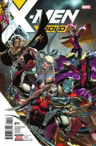 X-Men Gold (2017 series) #11, NM- (Stock photo)