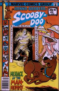 Scooby-Doo #4 (1978 Marvel ) 7.0 or Better