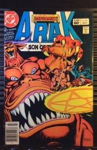 Arak, Son of Thunder #23 (1983)