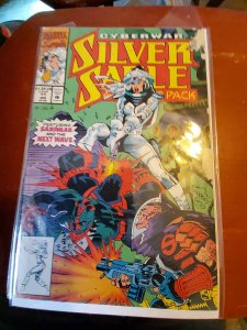 Silver Sable and the Wild Pack #11 (1993)