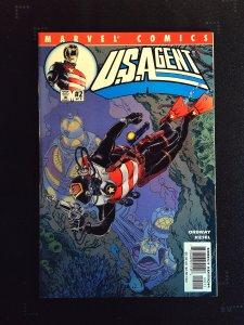U.S.Agent #2 (2001)