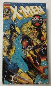 X-Men: Marvel Comics VHS X-Men Cold Vengeance