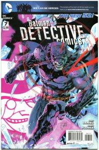 DETECTIVE COMICS #7, VF/NM, 2012, 52, Tony Daniel, more Batman in store