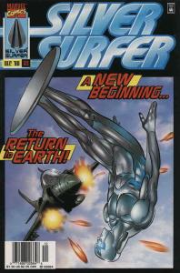 Silver Surfer, The (Vol. 3) #123 VF; Marvel | save on shipping - details inside