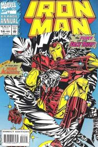 Iron Man (1968 series) Annual #14, NM- (Stock photo)