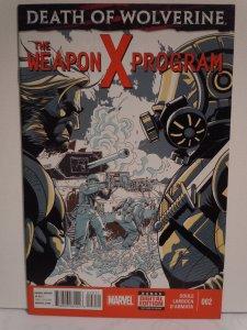 Death of Wolverine: Weapon X Program #2