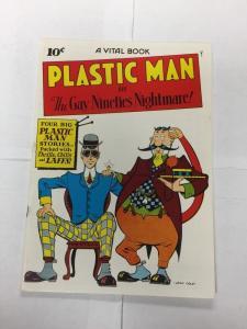 Special Edition Reprints Flashback Comics 33 Plastic Man 2 Nm Near Mint