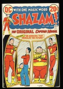 Shazam! #4 NM 9.4