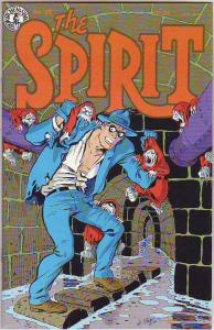 Spirit, the by Will Eisner #28 (Feb-87) NM/NM- High-Grade The Spirit