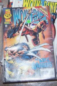 Wolverine #103 (Jul 1996, Marvel) elektra  +onslaught