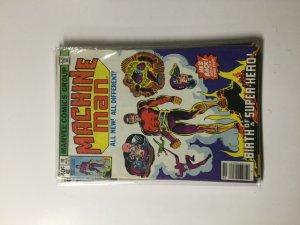 Machine Man #10 (1979) HPA