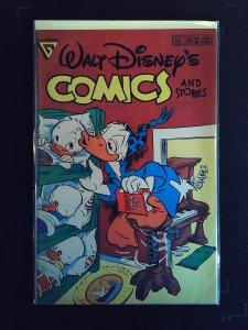 Walt Disney's Comics & Stories #539 (1989)