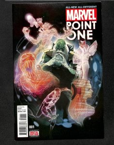 All-New All-Different Marvel Point One #1 (2015)