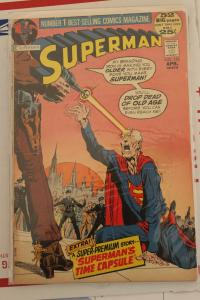 Superman 250 7-0-fn-vf
