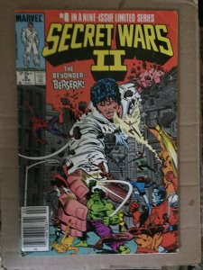 Secret Wars II #8