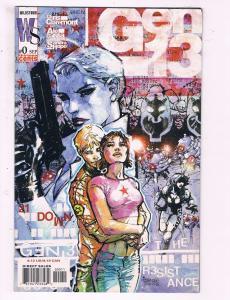 Gen 13 #0 VF Wildstorm Comic Book Claremont DE11
