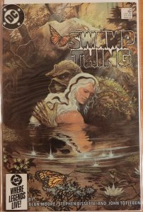 The Saga of Swamp Thing #34 (1985) Very Fine 8.0 - Classic