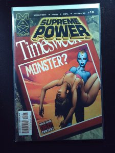 Supreme Power #16 (2005)