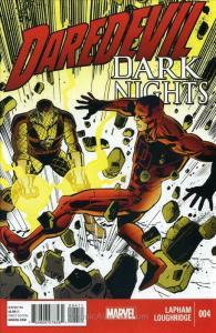 Daredevil: Dark Nights #4 VF/NM; Marvel | save on shipping - details inside