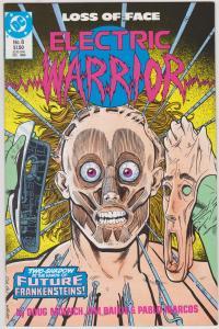 Electric Warrior #8