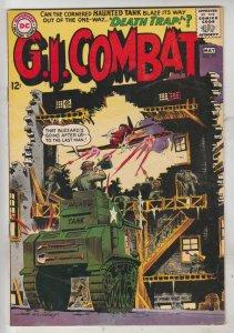 G.I. Combat #111 (Jan-66) FN/VF Mid-High-Grade The Haunted Tank