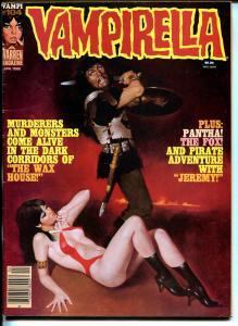 Vampirella #104 1982-Warren-Vampi cover-horror-VG+
