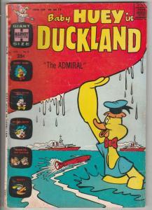 Baby Huey In Duckland #8 (Jan-65) FN Mid-Grade Baby Huey