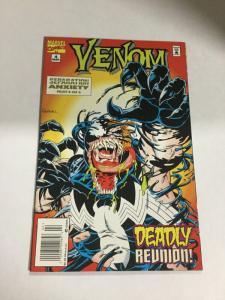 Venom Separation Anxiety 4 Nm Near Mint Marvel